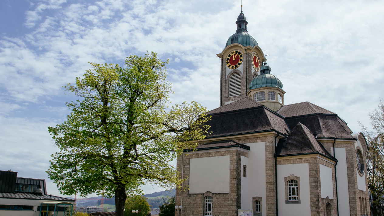 Haldenbüelkirche<div class='url' style='display:none;'>/</div><div class='dom' style='display:none;'>kirche-gossau-flawil.ch/</div><div class='aid' style='display:none;'>10</div><div class='bid' style='display:none;'>4934</div><div class='usr' style='display:none;'>4</div>